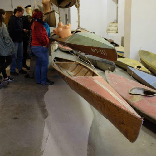 Návštěva u Zdenka v muzeu